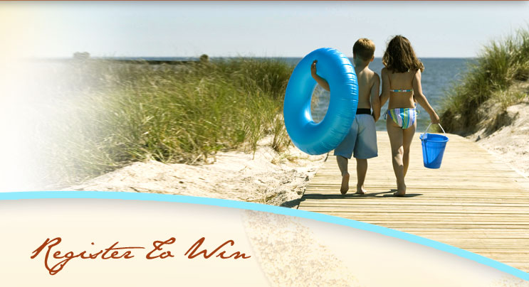 Register to Win a Myrtle Beach Vacation